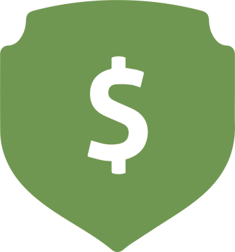 money back sheild icon